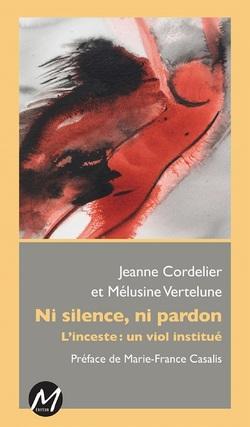 Livre «Ni silence, ni pardon»