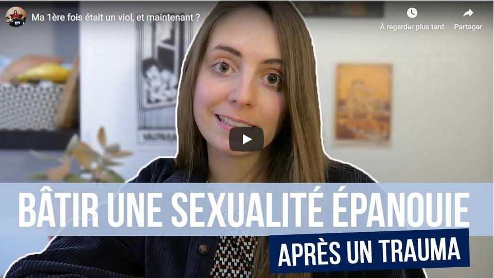 Vidéo «Ma première fois était un viol, et maintenant ?»